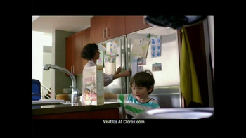 Clorox TV Spot, 'Touch A Lot' - Thumbnail 4