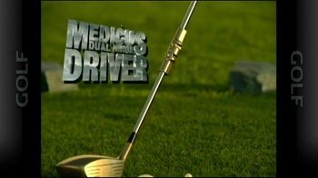Medicus Dual Hinge Driver TV Spot Featuring Mark O'Meara - Thumbnail 2