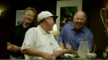 Charles Schwab Cup TV Spot, 'The Ultimate Clubhouse' Featuring Tom Lehman - Thumbnail 2