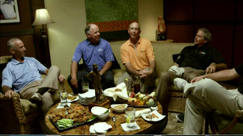 Charles Schwab Cup TV Spot, \'The Ultimate Clubhouse\' Featuring Tom Lehman