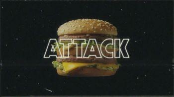 McDonald's Big Mac TV Spot, 'Big Mac Attack'  - 97 commercial airings