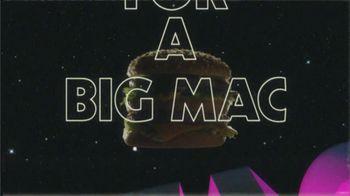 McDonald's Big Mac TV Spot, 'Big Mac Attack'  - Thumbnail 4