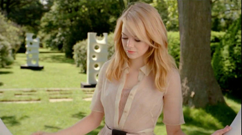 Revlon Nearly Naked Makeup TV Spot Featuring Emma Stone
