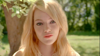 Revlon Nearly Naked Makeup TV Spot Featuring Emma Stone  - Thumbnail 4