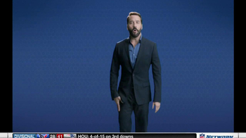 NFL Network TV Spot 'Game Rewind' Featuring Jeremy Piven - Thumbnail 1