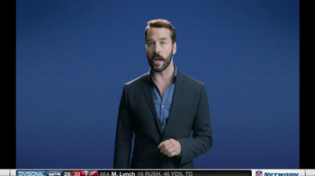 NFL Network TV Spot 'Game Rewind' Featuring Jeremy Piven - Thumbnail 9