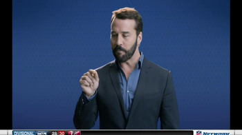 NFL Network TV Spot \'Game Rewind\' Featuring Jeremy Piven
