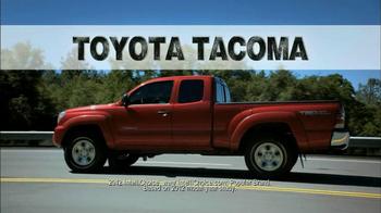 Toyota Truck Season TV Spot  - Thumbnail 5
