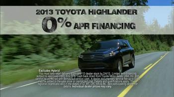 Toyota Truck Season TV Spot  - Thumbnail 6
