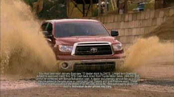 Toyota Truck Season TV Spot  - Thumbnail 7