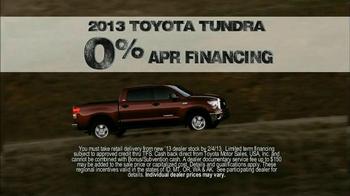 Toyota Truck Season TV Spot  - Thumbnail 8