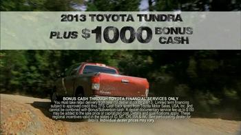 Toyota Truck Season TV Spot  - Thumbnail 9
