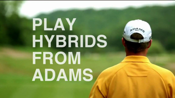 Adams Golf TV Spot, 'Hybrids on the PGA Tour' - Thumbnail 4