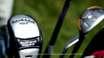 Adams Golf TV Spot, 'Hybrids on the PGA Tour' - Thumbnail 8