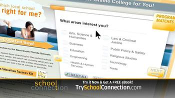 School Connection TV Spot - Thumbnail 3