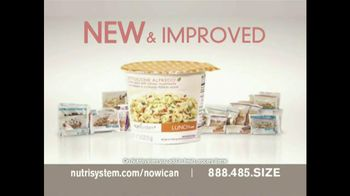 Nutrisystem Success TV Spot Featuring Jillian Barberie - Thumbnail 5