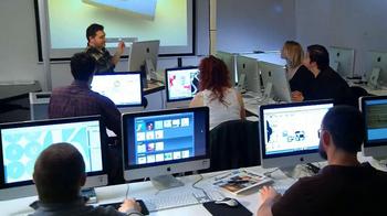 Academy of Art University School of Web Design and New Media TV Spot  - Thumbnail 1