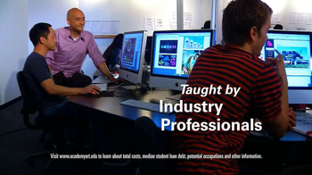 Academy of Art University School of Web Design and New Media TV Spot  - Thumbnail 10