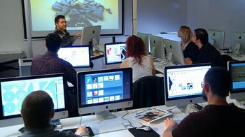 Academy of Art University School of Web Design and New Media TV Spot  - Thumbnail 2