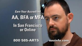 Academy of Art University School of Web Design and New Media TV Spot  - Thumbnail 5