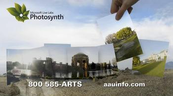 Academy of Art University School of Web Design and New Media TV Spot  - Thumbnail 7