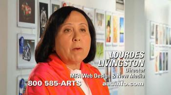 Academy of Art University School of Web Design and New Media TV Spot  - Thumbnail 9