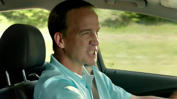 Buick Verano TV Spot  'Audible' Featuring Payton Manning - Thumbnail 1
