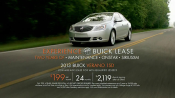 Buick Verano TV Spot  'Audible' Featuring Payton Manning - Thumbnail 6