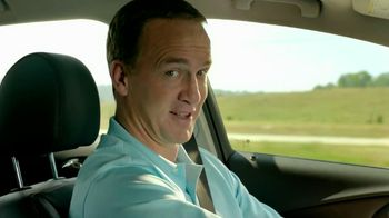 Buick Verano TV Spot  'Audible' Featuring Payton Manning