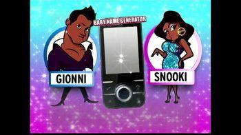 Jamster TV Spot, 'Baby Name Generator' - 69 commercial airings