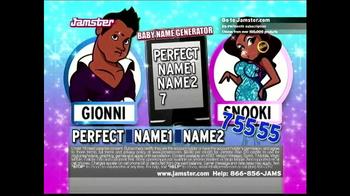 Jamster TV Spot, 'Baby Name Generator' - Thumbnail 7