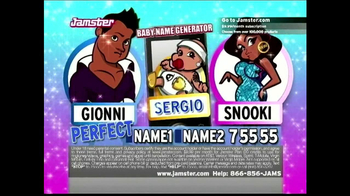Jamster TV Spot, 'Baby Name Generator' - Thumbnail 5