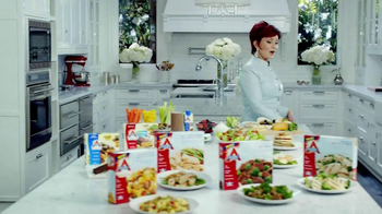 Atkins TV Spot Featuring Sharon Osbourne - Thumbnail 3