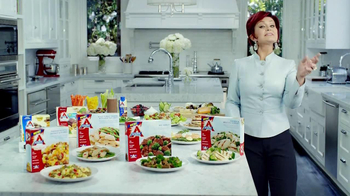 Atkins TV Spot Featuring Sharon Osbourne