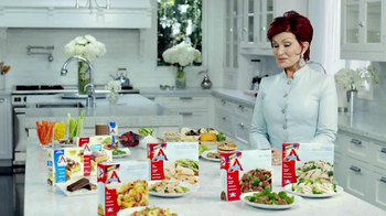 Atkins TV Spot Featuring Sharon Osbourne - Thumbnail 8