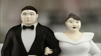 Nutrisystem TV Spot, 'Wedding Cake' - Thumbnail 2