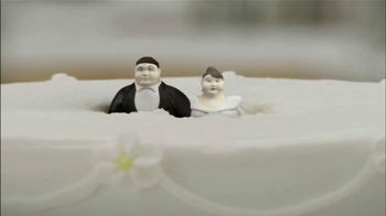Nutrisystem TV Spot, 'Wedding Cake' - Thumbnail 3