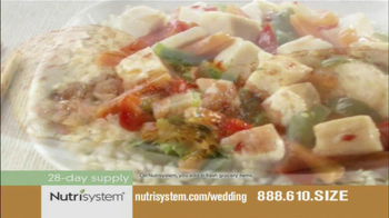 Nutrisystem TV Spot, 'Wedding Cake' - Thumbnail 5
