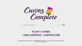 Curves Complete TV Spot, '1,2,3' - Thumbnail 7