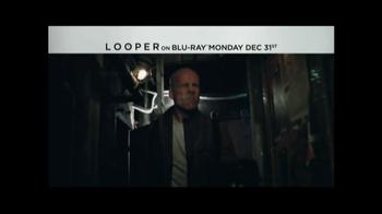 Looper Blu-ray TV Spot  - Thumbnail 5