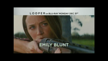 Looper Blu-ray TV Spot  - Thumbnail 7