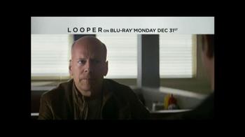 Looper Blu-ray TV Spot  - Thumbnail 8
