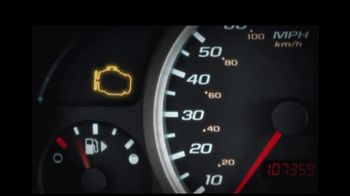 Meineke Car Care Centers TV Spot, 'Check Engine Light'