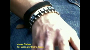 Wrangler Retro TV Spot, 'New Twist' Featuring Jason Aldeen - Thumbnail 2