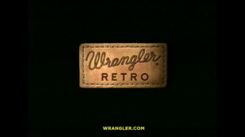 Wrangler Retro TV Spot, 'New Twist' Featuring Jason Aldeen - Thumbnail 8