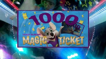 Chuck E. Cheese's TV Spot 'It's Your Birthday!' - Thumbnail 9