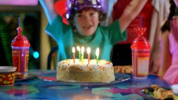 Chuck E. Cheese's TV Spot 'It's Your Birthday!' - 1376 commercial airings