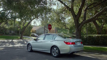 Honda Accord TV Spot, 'We Know: Value' - Thumbnail 4