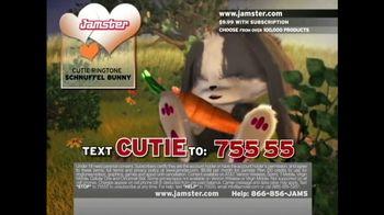 Jamster TV Spot, 'Bunny Ringtone' - Thumbnail 2
