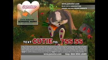 Jamster TV Spot, 'Bunny Ringtone' - Thumbnail 3